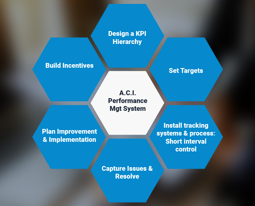 A.C.I. Performance management systems